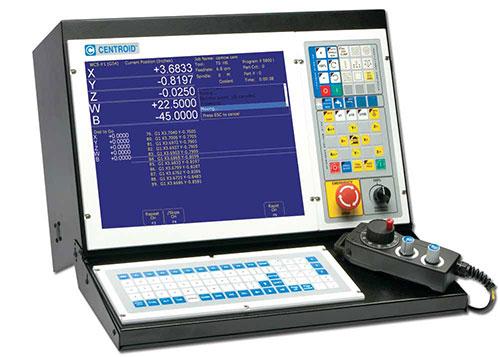 کنترلر با پنل کاربری مناسب و کنترلر دستی