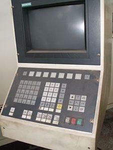 کنترلر قدیمی با صفحه کلید کامل