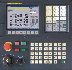 کنترلر امروزی با دکمه اضطراری و صفحه نمایش