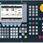 802C Controller - Siemens Company - NABAT Co - PANEL of controller