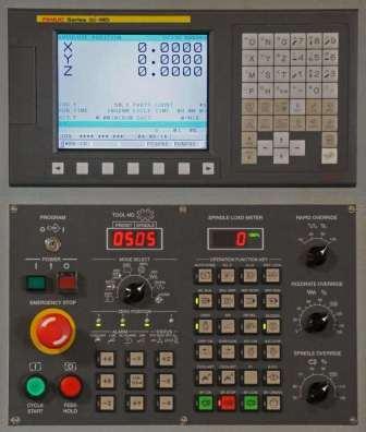 نمای کلی از کنترلر 0 آی شرکت فانوک ژاپن