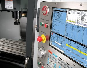 HAAS Company - panel Of Cnc Controller