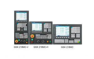 انواع مدل کنترلر 218 ام سی شرکت جی اس کا