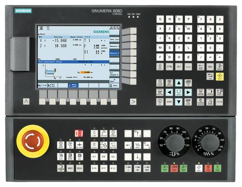 Siemens 808D Controller - NABAT CO