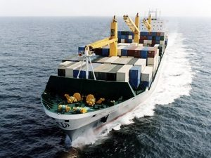 The ship - Transport - Export - Technology Choosing
