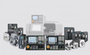 نمای کلی از کنترلر 808 دی و 808 دی پیشرفته شرکت زیمنس