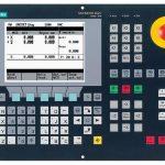 نمایی کلی از کنترلر 802C Baseline - NABAT.Biz - Siemens - شرکت زیمنس آلمان