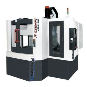 JT-VL-850 Cnc machine - NABAT Co