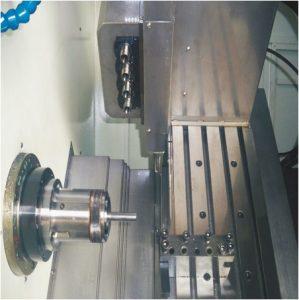 اسپیندل - اسپیندل موتور - ابزار زنده - دستگاه سی ان سی CFG46Y4 - نبات