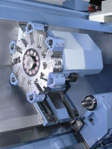 Turret - Nabat Co - Cnc machine