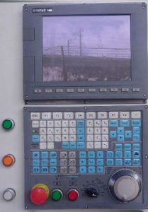 کنترلر دستگاه تراش - شرکت سین تک کشور چین - بررسی توسط مهندسین شرکت نبات - www.nabat.biz
