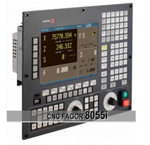 The Fagor 8055 is a powerful CNC designed to meet the most demanding Machine-Tool applications such as lathes and turning centres, milling machines, machining centres and general purpose applications. It uses a powerful CPU with fast execution times and has high-end features such as Ethernet and Tele Diagnostics for off line maintenance and program management - Most used CNC router parts and accessories are in stock and ready to ship the same day if ordered by 2pm PST. New item availability and lead times vary - www.nabat.biz