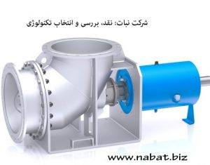 Axial Pump - complete shape of Axial Pump - NABAT group
