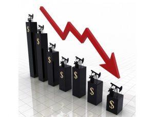 کاهش بهای نفت - ورشکستگی کشورهای ضعیف اپک - رکود اقتصاد جهانی