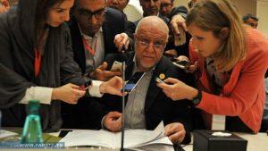سخنرانی - بیژن زنگنه - وزیر نفت - ایران - در حاشیه اجلاس - کشورهای صادرکننده - نفت - صادرات نفت - رسیدن به سقف قبل از تحریم ها - شرکت نبات: نقد، بررسی و انتخاب تکنولوژی