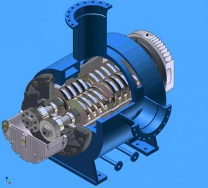 Screw Pump - performance of Screw pumps - NABAT CORP