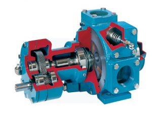 vane pumps - www.nabat.biz - 3D shape