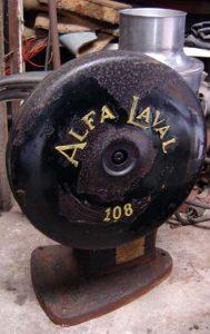 شرکت آلفالاوال - آلفالاوال سوئد
