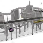 دستگاه پرکن - شرکت KHS - دستگاه پرکن مایعات - پرکن مایعات - دستگاه پرکن Innofill PET DRV - Innofill PET DRV - دستگاه پرکن شرکت KHS