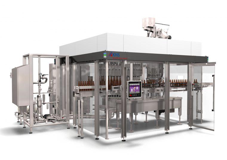 Innofill Glass Micro DPG - دستگاه پرکن Innofill Glass Micro DPG - دستگاه پرکن - شرکت KHS - KHS -