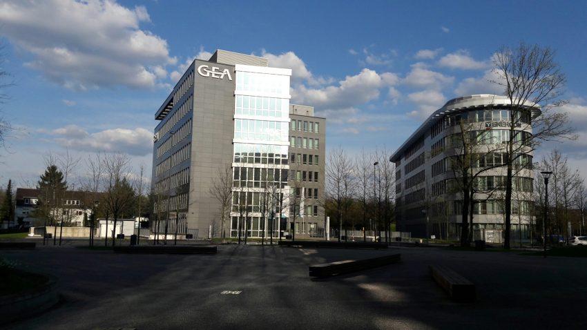 شرکت GEA - GEA - شرکت گ.آ - آلمان