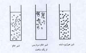 هموژنیزاسیون - هموژنایزر - همموژن کردن - homogenization - homogenisation - homogenizer