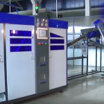 بادکن - دستگاه بادکن - بادکن پت تکنولوژی - پت تکنولوژی - Blow molding machine - blower - PET technologies - APF 3002