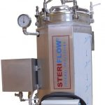 Robustex autoclave - autoclave - Steriflow - اتوکلاو - اتوکلاو عمودی - اتوکلاو بخش پزشکی