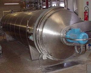 Steristeam - monofan steristeam - steriflow - autoclave - اتوکلاو - اتوکلاو صنعتی - اتوکلا صنعت غذا - اتوکلاو افقی ثابت - اتوکلاو افقی
