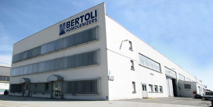شرکت - شرکت برتولی - برتولی - هموژنایزر برتولی - Bertoli - Bertoli company - company - Italy -