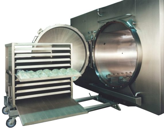 Steriflow - autoclave - Saturated steam autoclave - اتوکلاو - اتوکلاو افقی - اتوکلاو صنعتی - اتوکلاو صنعت دارو - دستگاه اتوکلاو