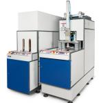 UPF-30 - PET technologies - PET bottle - باد کن - بادکن - دستگاه باد کن - باد کن پت تکنولوژی - پت تکنولوژی - بطری پت - تولید بطری پت - نیمه اتوماتیک -