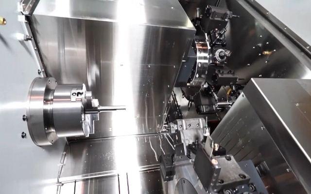 GTZ-2000 - دستگاه سی ان سی - تراش - ماشین تراش - ماشین تراشکاری - ماشین تراش سی ان سی - شرکت نبات - نقد و بررسی - انتخاب تکنولوژی