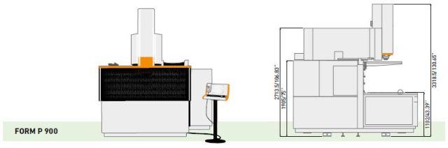 FORM P 900 ، ، دستگاه دسی ان سی اسپارک ، Closed loop manufacturing ، Advantages and disadvantages ، وایرکات ، دستگاه برش الکتریکی ، حکاکی و برش ، دستگاه برش تخلیه الکتریکی ، Die-sink EDM ، Wire-cut EDM ، Portable-EDM ، Coinage die making ، die sink edm process ، die sink edm machine ، die-sink edm in meso-micro machining ، die sinking edm pdf ، die sinker edm ، die sinker edm machine ، مقالات ماشینکاری تخلیه الکتریکی ،