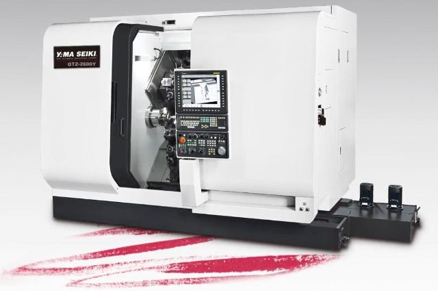 GTZ-2600 - دستگاه سی ان سی تراش - Flat bed, compound rest, types of lathe, engine lathe, Toolroom lathe, Multispindle lathe, CNC turning center, Horizontal Milling, Combination lathe, Swiss turning center, lathe headstock, wood lathe headstock, used wood lathe headstock, cnc lathe machine introduction, cnc lathe machine introduction, Feed mechanism