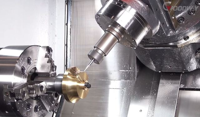 GMS-2600ST - سی ان سی تراش - سیانسی تراش - تراش کاری - ماشین کاری