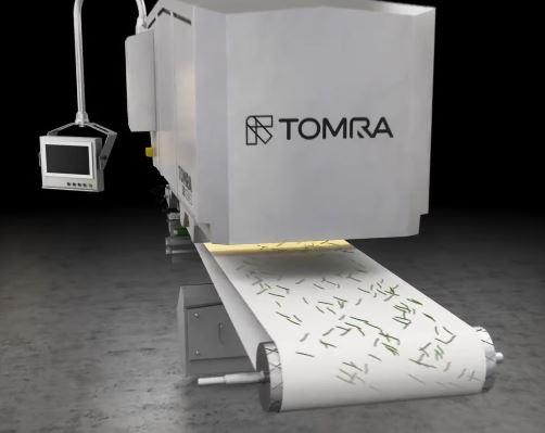Tomra 5B series-سورتینگ Tomra 5B series-سورتر Tomra 5B series-دستگاه سورتینگ -سورتینگ سیب زمینی-سورتینگ سبزیجات-سورتینگ میوه-tomra sorting machine-