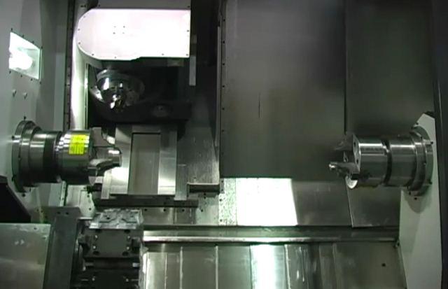 GMS-2600ST ، سی ان سی تراش - سی ان سی تراش کاری - ماشین تراش قوی - سی ان سی - شرکت نبات