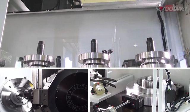 single spindle automatic lathe machine ، اسپیندل ، Spindle ، اسپیندل موتور ، Spindle motor ، مولتی اسپیندلهای ثابت ، مولتی اسپیندلهای متغییر ، سوراخکاری و قلاویز کاری ، قلاویز کاری ، ، سوراخ کاری ، سوراخکاری ، آشنایی با مولتی اسپیندل ها ، multispindal ، Multi Spindle Drill ، Multi Spindle Drill Press ، Multi Spindle Lathe ، Multi Spindle drill head