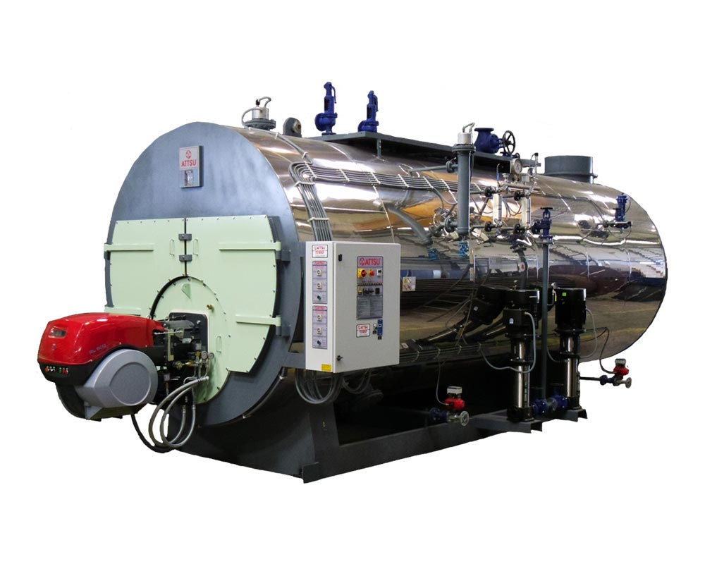 HH-دیگ بخار سری HH-دیگ بخار صنعتی-بویلر بخار-بویلر صنعتی-دیگ بخار صنعت غذا-دیگ بخار ATTSU-تولید بخار-پاستوریزاسیون شیر-ATTSU steam boiler-industrial boiler-