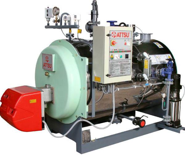 RL-دیگ بخار سری RL-دیگ بخار صنعتی-دیگ بخار ATTSU-بویلر بخار-
