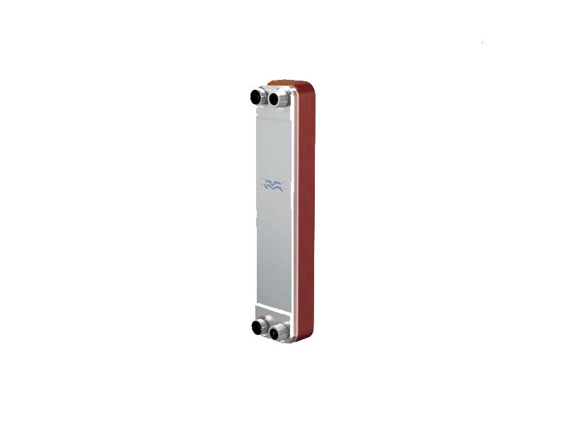 CBXP52-مبدل حرارتی صفحهای CBXP52-مبدل حرارتی جوشی-مبدل حرارتی صفحهای جوشی آلفالاوال-Alfalaval brazed plate heat exchanger-Alfalaval BHP-