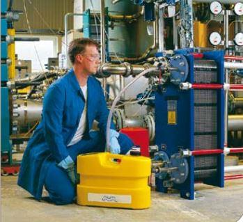 CIP 20-سیستم CIP-سیستم شستشو در محل-سیستم شستشو در جا-سیستم شستشو در مکان-شستشوی مبدلهای حرارتی-تمیز کردن مبدلهای حرارتی-رسوبزدایی مبدلهای حرارتی-CIP system for heat exchanger-سیستم CIP شرکت آلفالاوال-Alfalaval CIP unit-