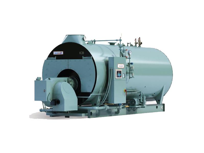 ICB-دیگ بخار ICB-دیگ بخار صنعتی-بویلر بخار-دیگ بخار Cleaver Brooks-دیگ بخار فایر تیوب-وت بک-درای بک-مشعل دیگ بخار-burner-firing system-