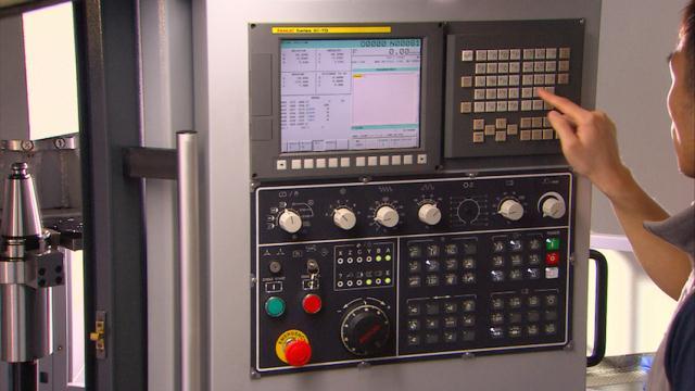کنترلر oi - کنترلر سی ان سی تراش - Oi Controller - سی ان سی تراش عمودی - شرکت گوودوی -