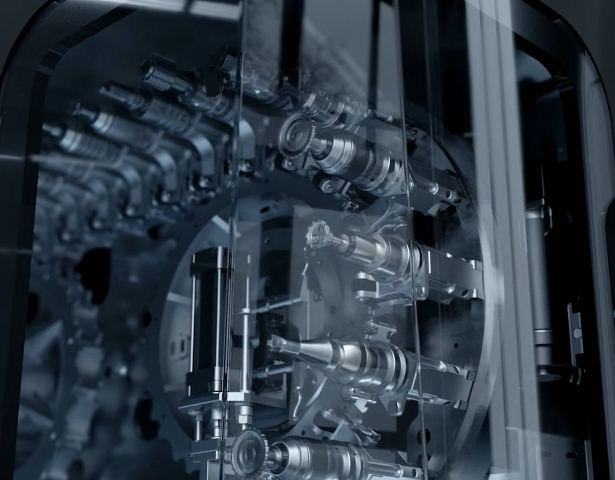 دستگاه سی ان سی فرز - فرزکاری - ماشین صنعتی- تولید صنعتی –صنعت برق – صنعت فولاد – صنعت خودرو – صنعت فضایی –صنعت ساختمان – صنعت دریایی – صنعت آب – مقرون به صرفه – اقتصادی – تولید بیشهر – بازده بیشتر – درآمد بیشتر – خدمات مناسب – افزایش بازده –