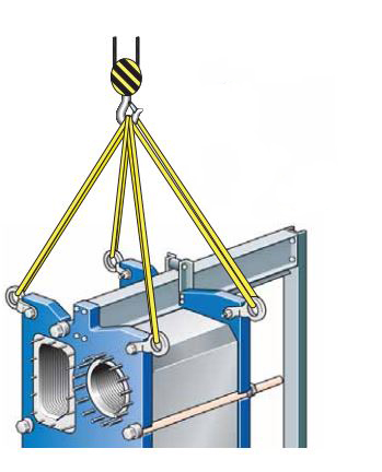 AlfaVap 500 -مبدل حرارتی صفحهای AlfaVap 500 -مبدل حرارتی صفحهای آلفالاوال-مبدل حرارتی-اواپراتور-تبخیرکننده-Alfalaval plate heat exchanger-frame and plate heat exchanger-