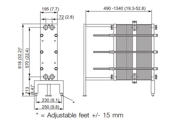 Clip 3-مبدل حرارتی صفحهای واشردار-مبدل حرارتی صفحهای آلفالاوال-پاستوریزاتور-پاستوریزاسیون-Alfalaval gasketed plate heat exchanger-heat exchanger-