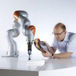 LBR IIWA 14 R820 ، ، cnc robot hand ، cnc handwriting robot ، haas cnc robot ، cnc robot italy ، خرید و فروش ربات صنعتی ، فروش ربات ، خرید ربات ، فروش ربات صنعتی ، انواع ربات ، ربات ایستا ، ربات چرخ دار ، ربات پا دار ، ربات نرم افزاری ، ربات پروازی ، ربات شناگر ، ربات کشسانی نرم ، ربات ماژولار ، ربات گروهی ، میکرو ربات ، نانو ربات ، ربات گانتری ، ربات کارتزین ، ربات استوانه ای ، ربات کروی ، ربات اسکارا ، ربات موازی ، هوش مصنوعی ، انواع ربات هوشمند ، ربات سقفی ، ربات دیواری