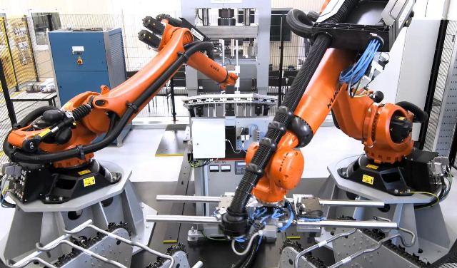 KR30-4 KS ، خرید و فروش ربات صنعتی ، فروش ربات ، خرید ربات ، فروش ربات صنعتی ، انواع ربات ، ربات ایستا ، ربات چرخ دار ، ربات پا دار ، ربات نرم افزاری ، ربات پروازی ، ربات شناگر ، ربات کشسانی نرم ، ربات ماژولار ، ربات گروهی ، میکرو ربات ، نانو ربات ، ربات گانتری ، ربات کارتزین ، ربات استوانه ای ، ربات کروی ، ربات اسکارا ، ربات موازی ، هوش مصنوعی ، انواع ربات هوشمند ، ربات سقفی ، ربات دیواری